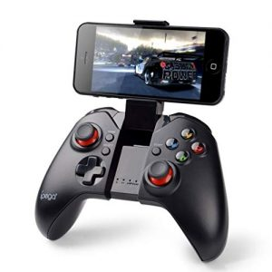 Burnaby Android Game Controller