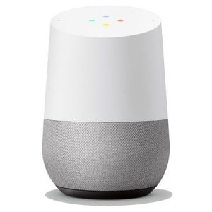 Google Home - With Most Intelligent Virtual Assistant
