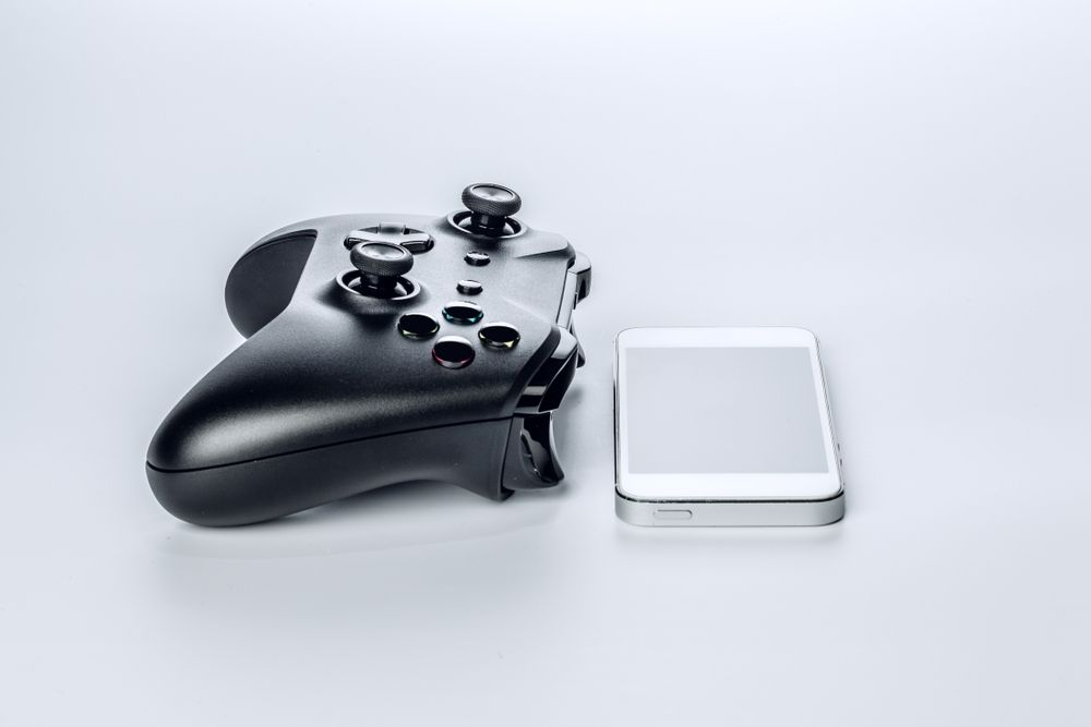 What is the game controller or Game Pap