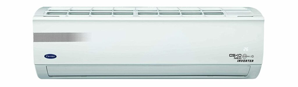 Carrier 1.5 Ton 5 Star Inverter Split AC Copper: