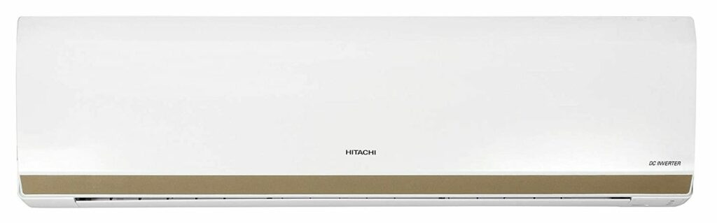 Hitachi 1.5 Ton 5 Star Inverter Split AC Copper